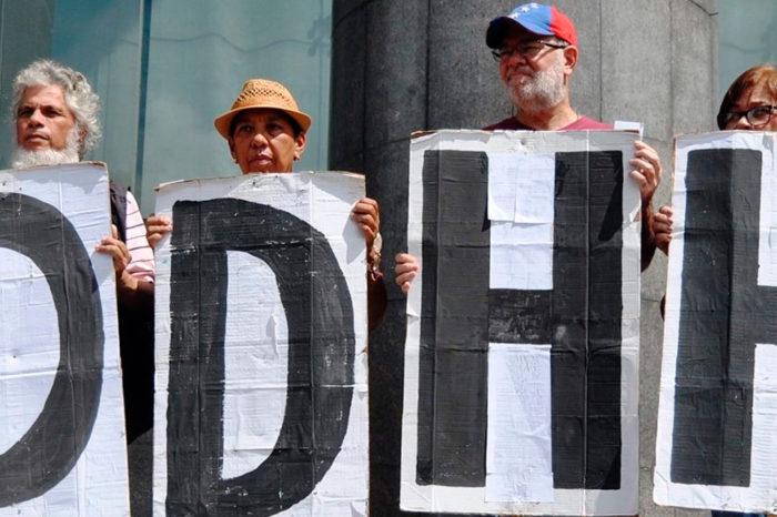 Defensores de DDHH en Venezuela son calificados como enemigos del Estado