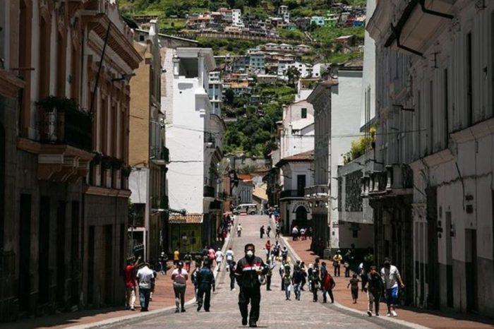 Ecuador registra 2.145 muertes por coronavirus este 12 de mayo
