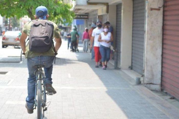 Una bicicleta usada en Barquisimeto no baja de 80 dólares