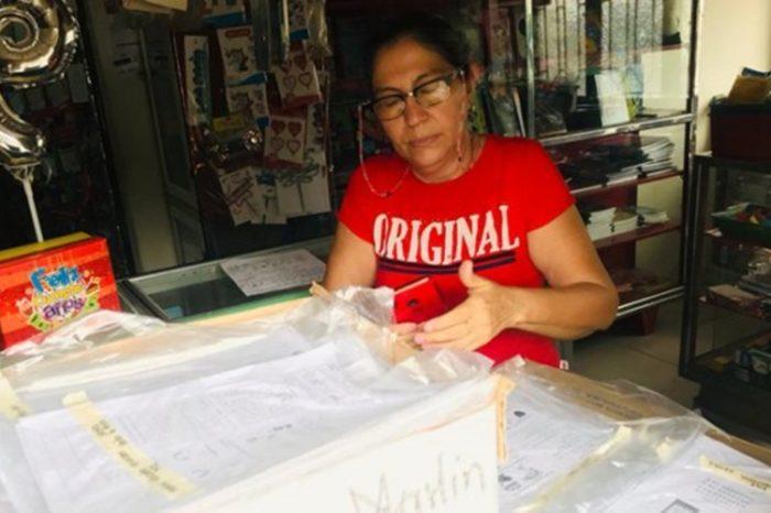 Escuelas en Cúcuta prepararon guías impresas para alumnos venezolanos