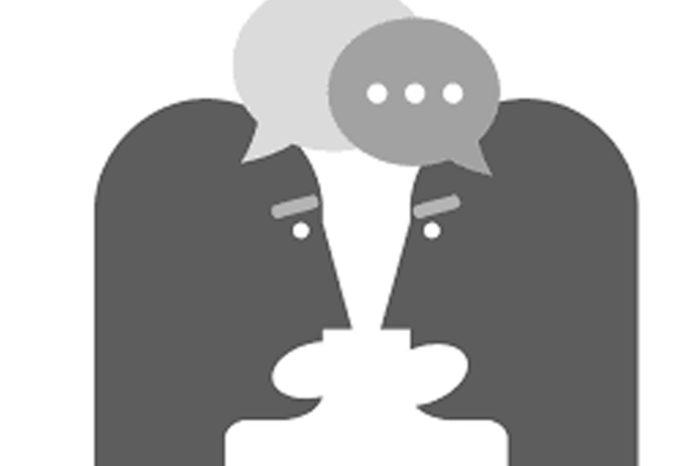 Confrontación y dialogo