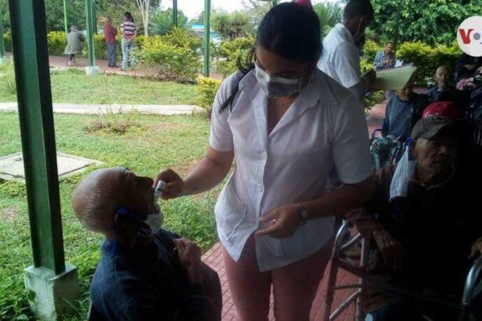 CortesíaINASS - Casa Hogar San José de Boconó ancianos VOA 1