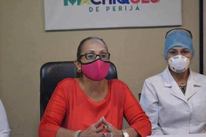 alcaldesa de Machiques de Perijá, Betty Cifuentes de Zuleta