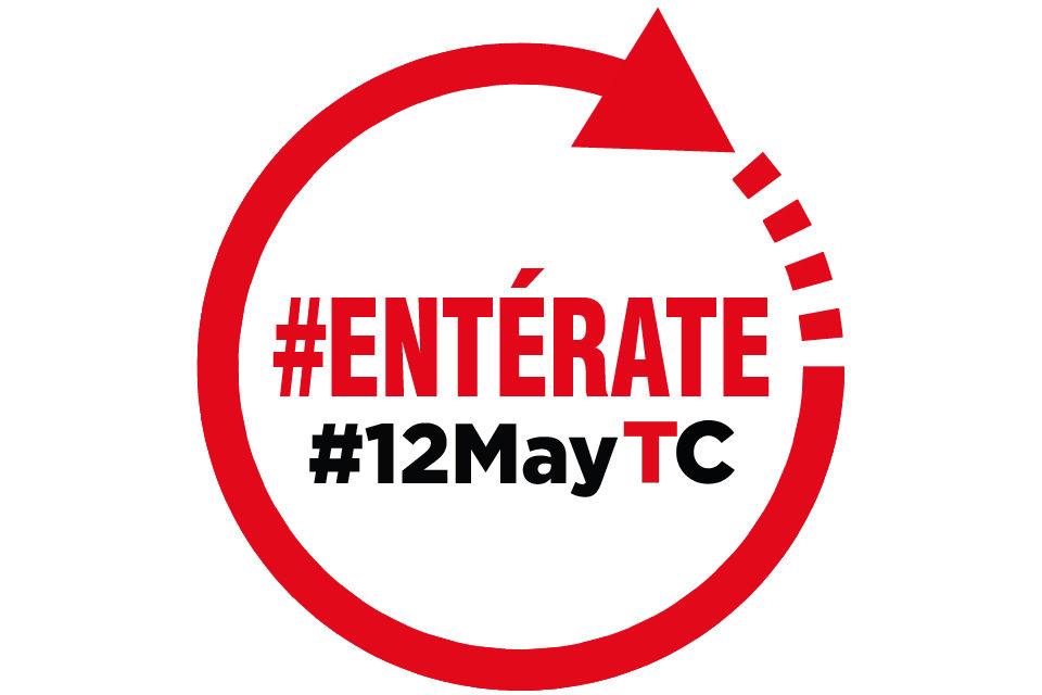 Entérate de otras noticias importantes de este #12May