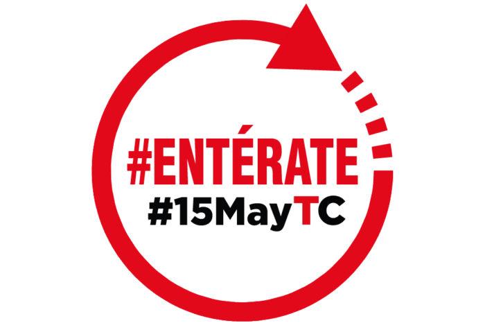 Entérate de otras noticias importantes de este #15May