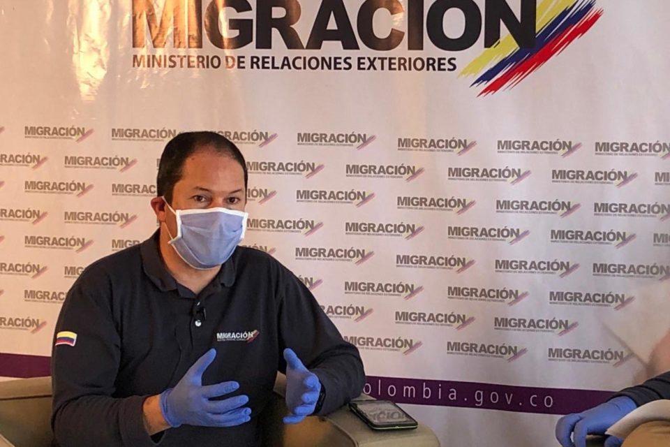 PEP- Director de migración Colombia
