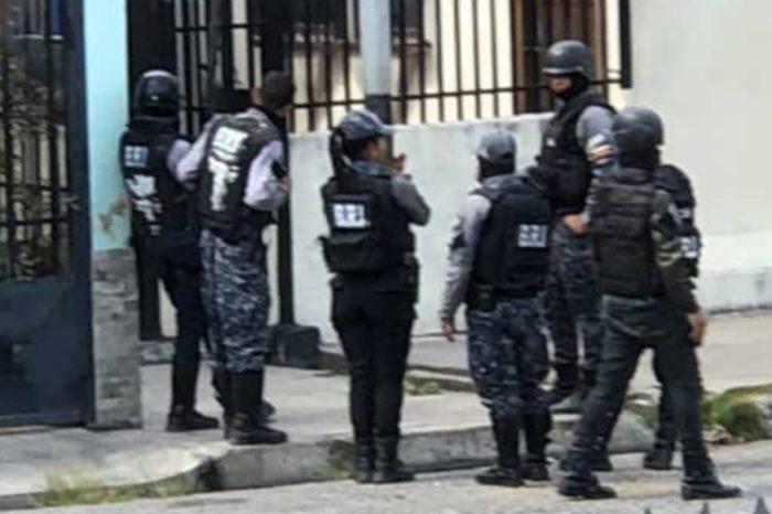 FAES allanó viviendas y detuvo al menos a seis personas en Lara el #20May