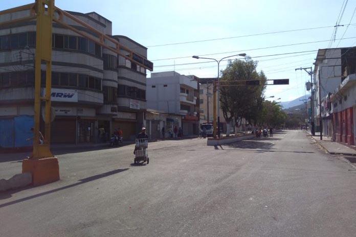 Así se vive el toque de queda en la frontera tachirense
