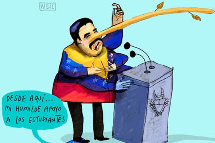 Hegemonía mentirosa..., por Fernando Luis Egaña
