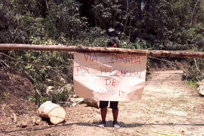 Repam: Covid-19 y violencia minera acorrala a indígenas de la Amazonía