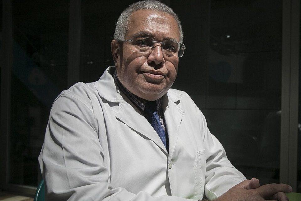 Jaime Lorenzo - personal sanitario