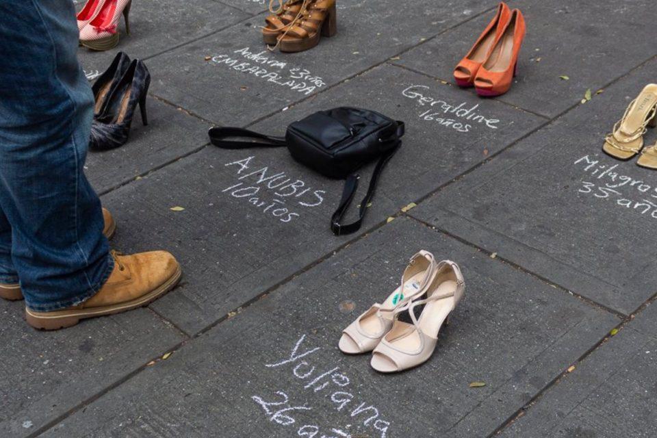 Manifestacion-por-los-femicidios-4-Foto-Barbara-Rodriguez El Pitazo
