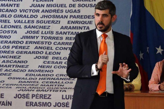 Manuel Ferreira en Lechería