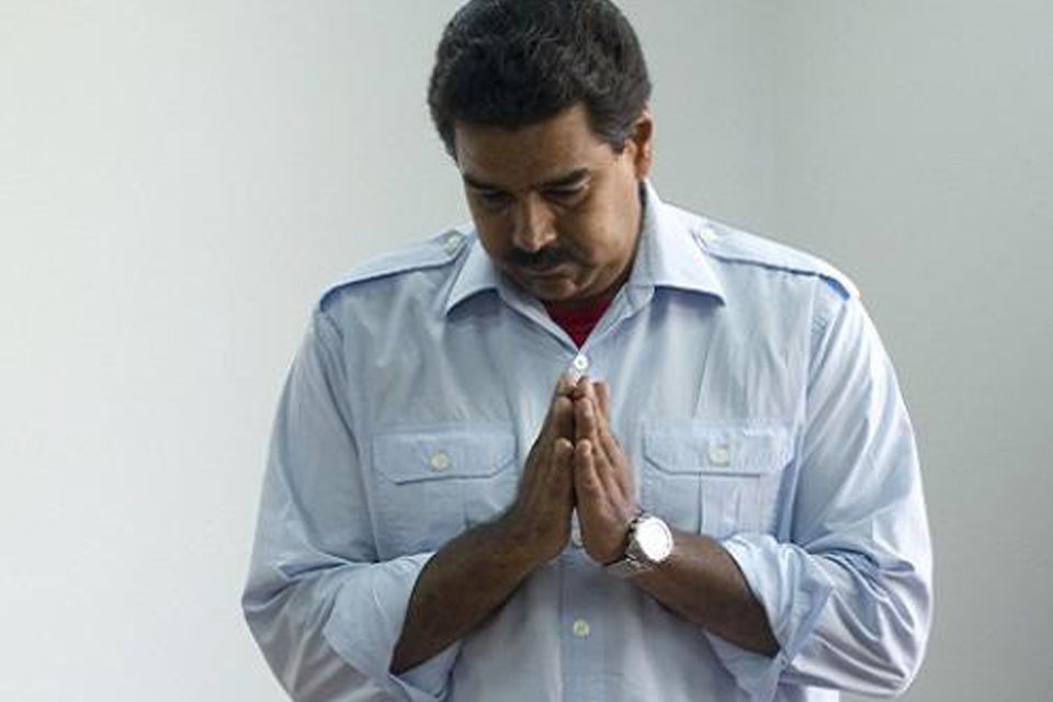 Nicolás Maduro CNE