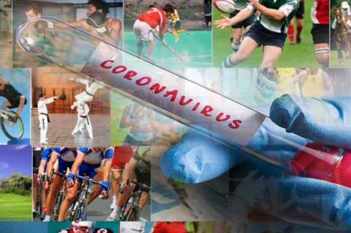 Pandemia en el deporte