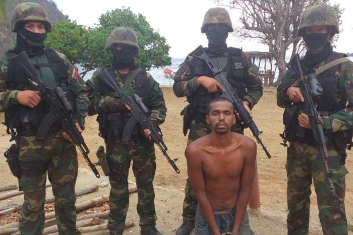 Armada captura a otro hombre en Vargas vinculado a la Operación Gedeón
