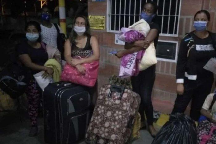 repatriados en Miranda