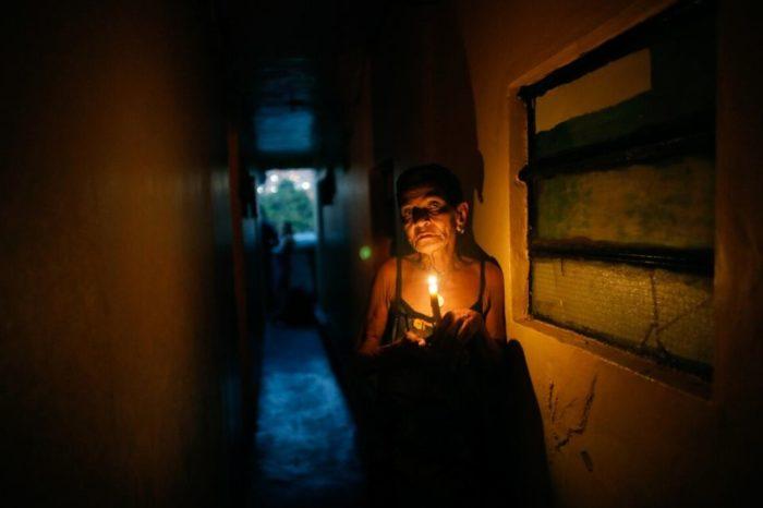 Fallas energía eléctrica - luz