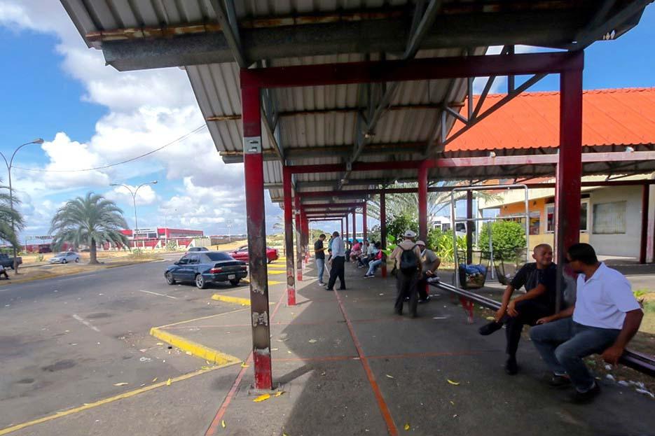 Terminal Correo del Caroní terminales