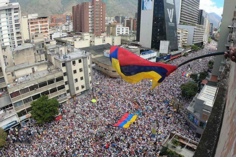 Venezolanos unidos