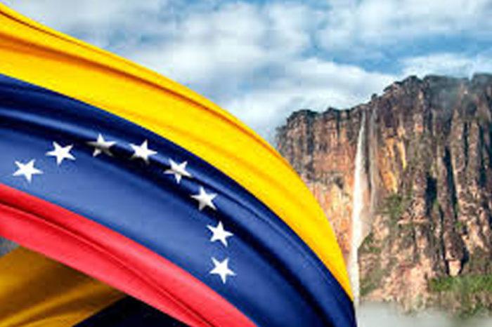 Venezuela, el ombligo del mundo, por HeisyMejías