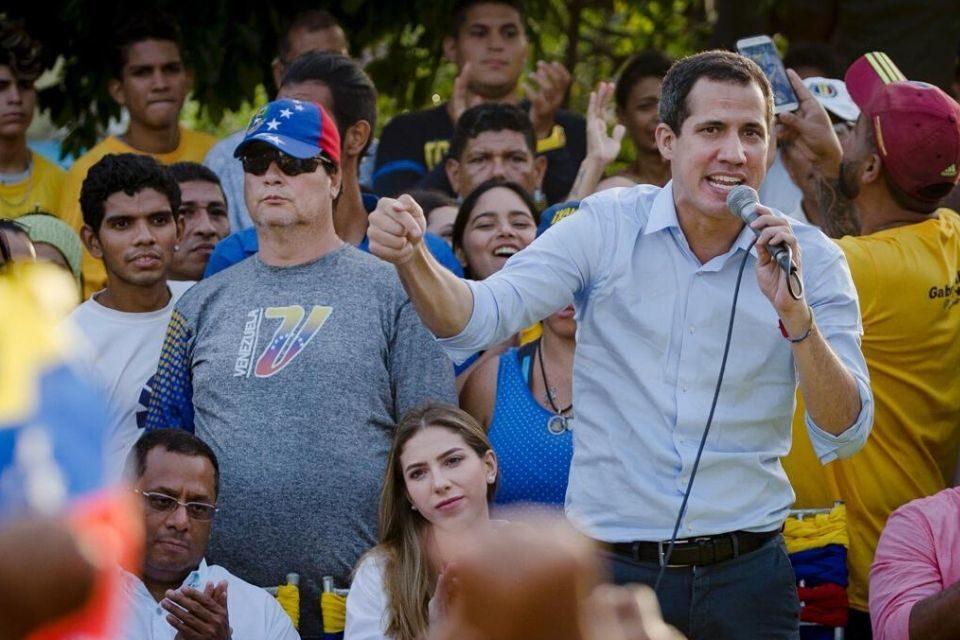 equipo de Juan Guaidó