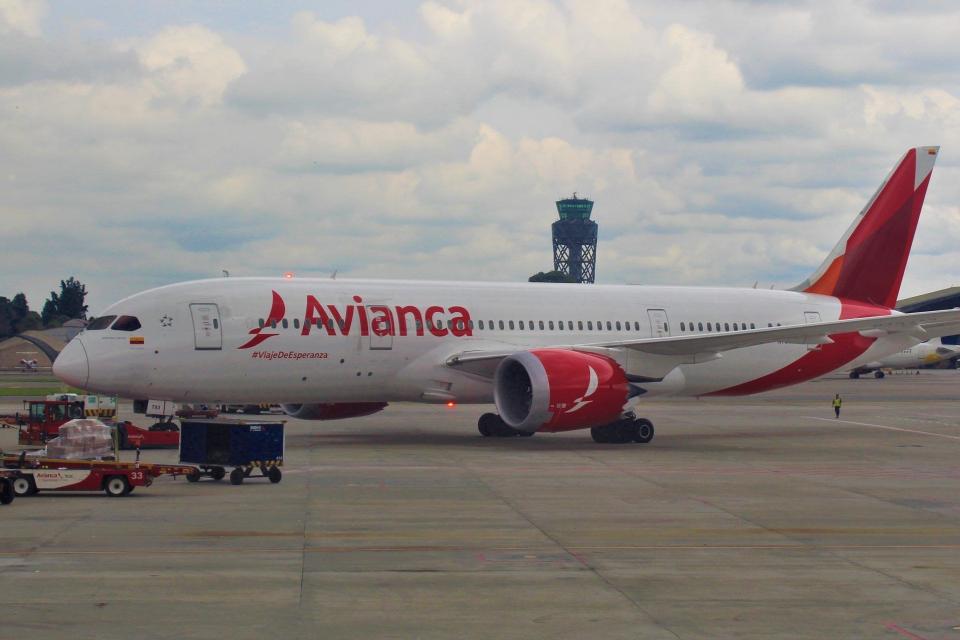 Avianca - aerolíneas