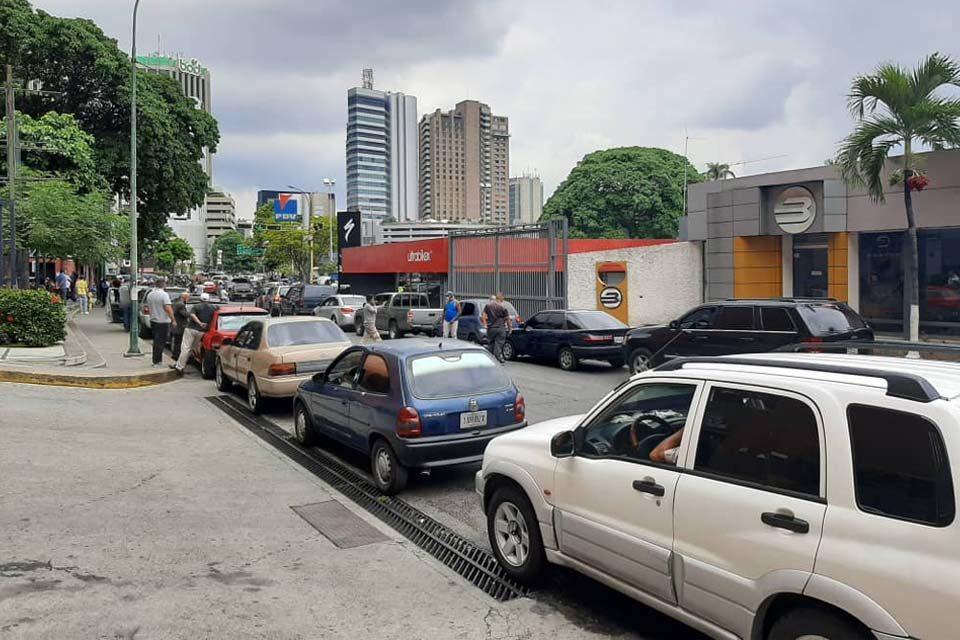 Así fue la distribución de gasolina en el país este #5Jun