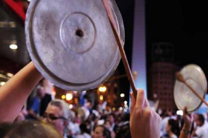 Convocan a gran tuitazo y cacerolazo nacional para el jueves 28 y viernes 29 de mayo