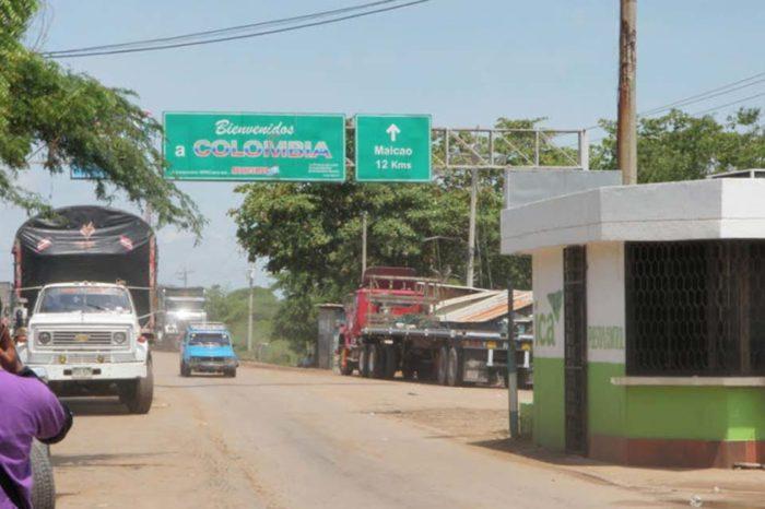 Frontera Zulia Colombia