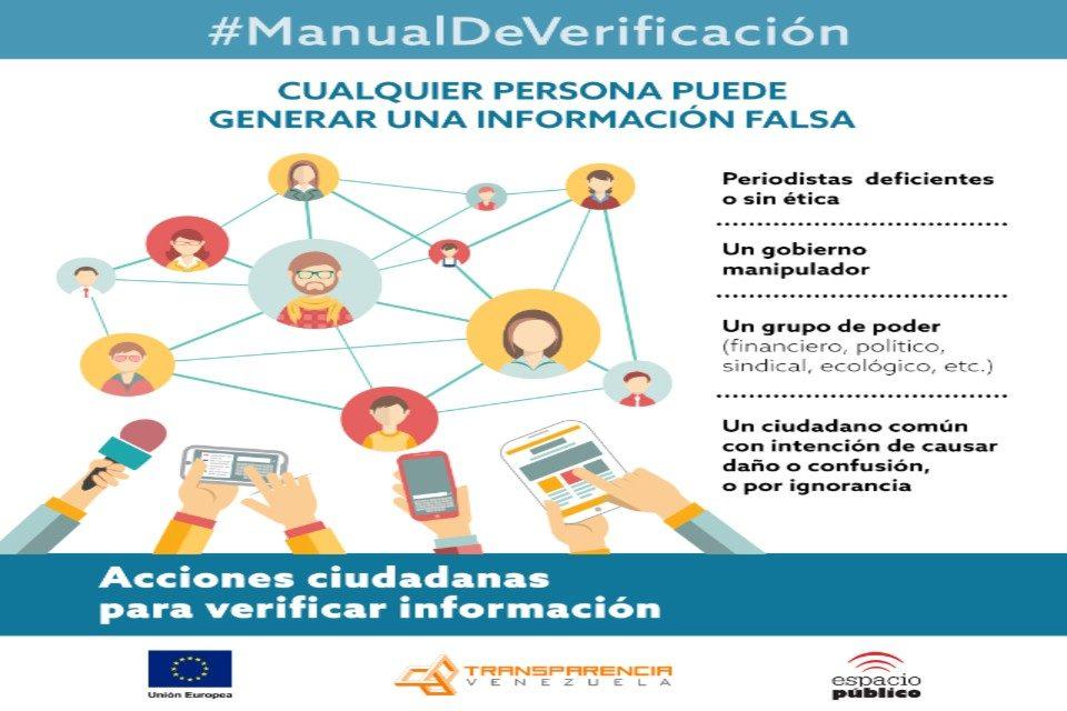 Manual verificación