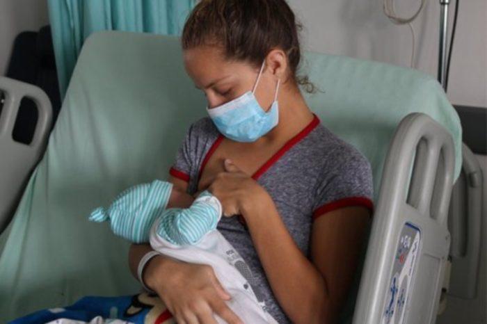 Venezolanas embarazadas van a Cúcuta para parir durante cuarentena