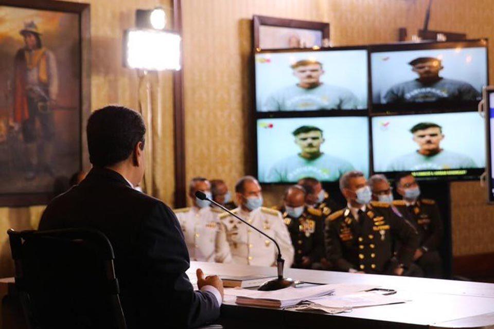 Maduro preguntas