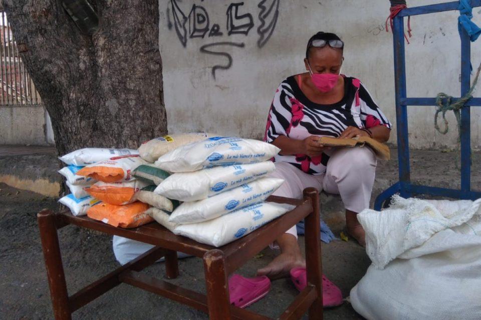 vendedora san antonio del táchira