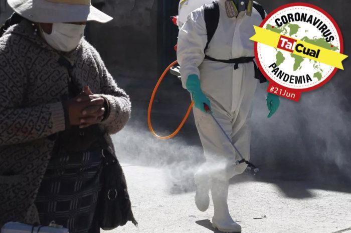 Todo sobre la pandemia | Perú es el sexto país del mundo con más contagios de covid-19