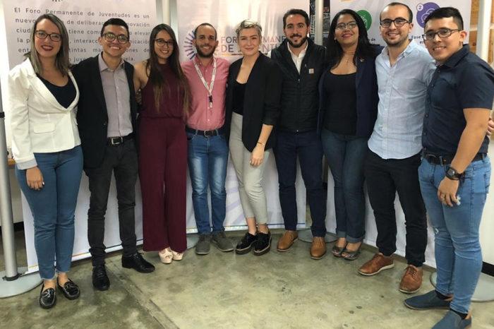 Jóvenes venezolanos se preparan para el Foro Permanente de Juventudes