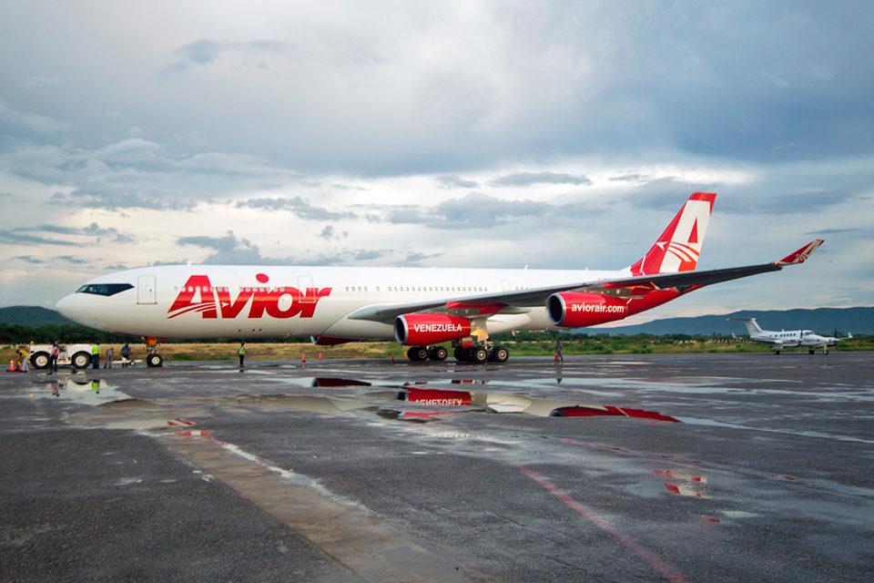 Avior - aerolíneas