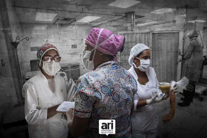 INVESTIGACIÓN | Covid-19: La crisis de los hospitales no es un caso importado