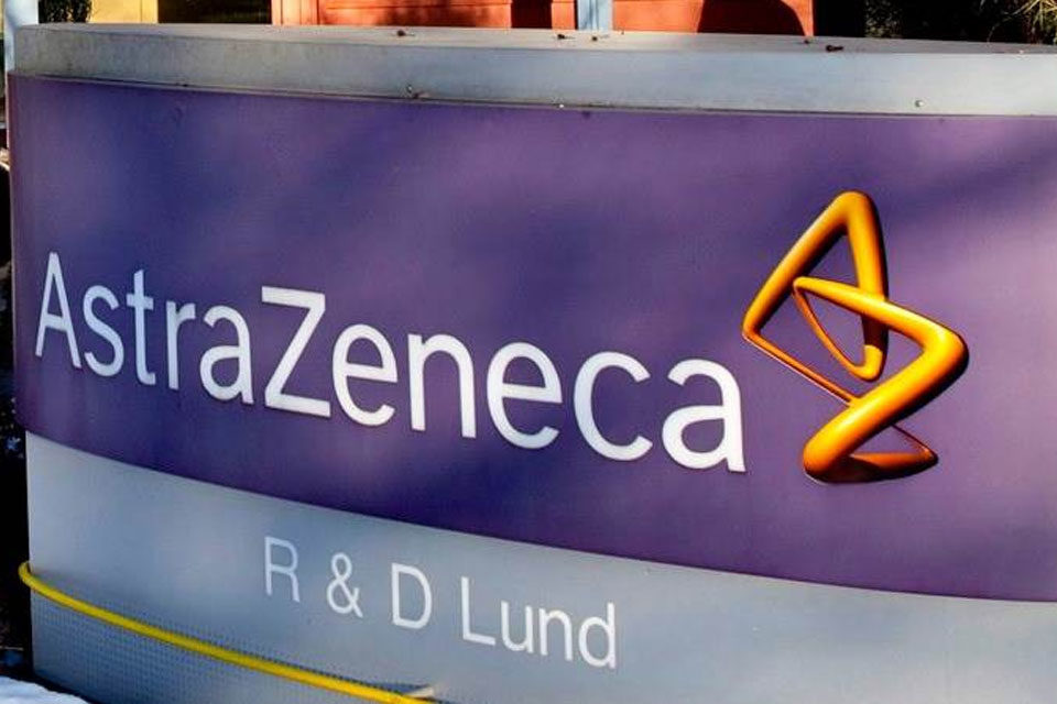 AstraZeneca reanuda ensayos clínicos de vacuna contra el coronavirus