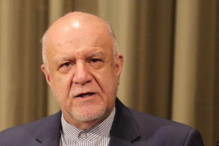 Bijan Namdar-Zanganeh Irán gasolina petróleo