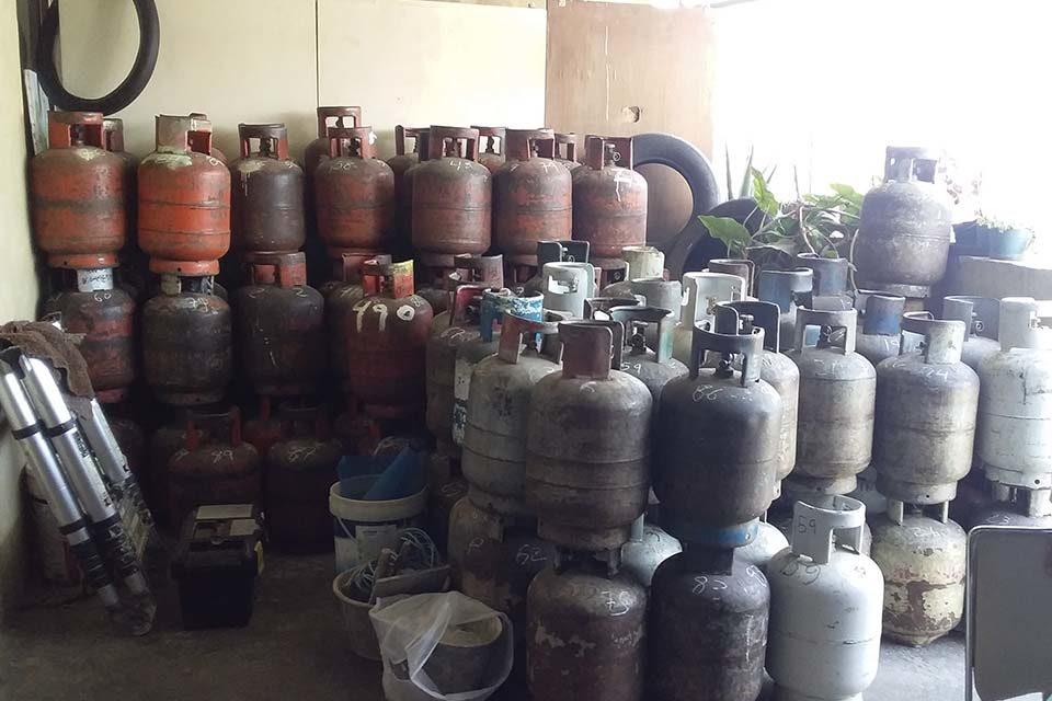 43 heridos dejó explosión de bombonas de gas en una casa en Monagas