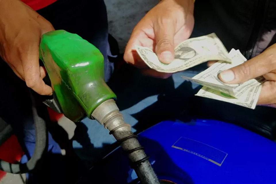 Costos de la gasolina