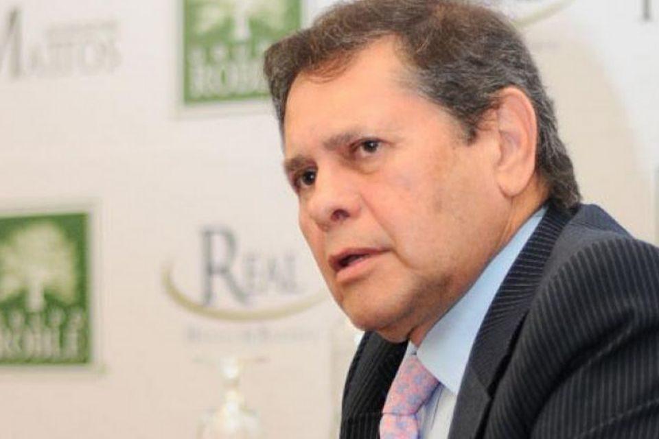 Empresario colombiano Carlos Mattos