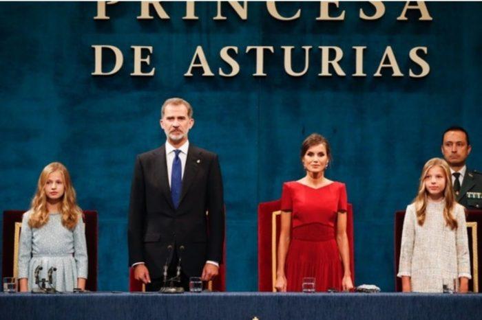 España da premio Princesa de Asturias 2020 al personal de salud por labor en la pandemia