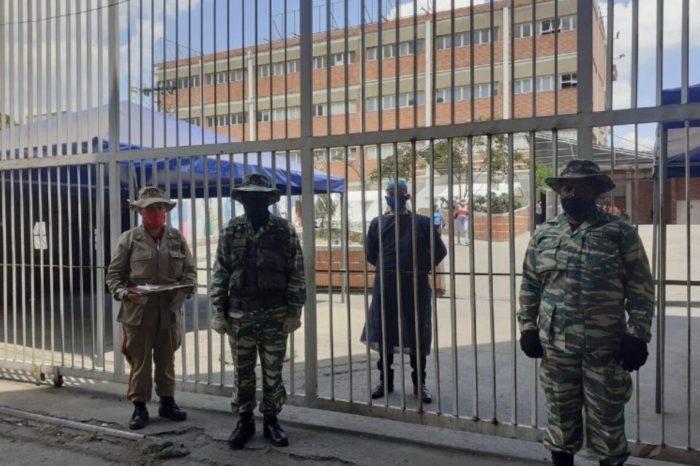 Médicos Sin Fronteras -Hospital Pérez de León II