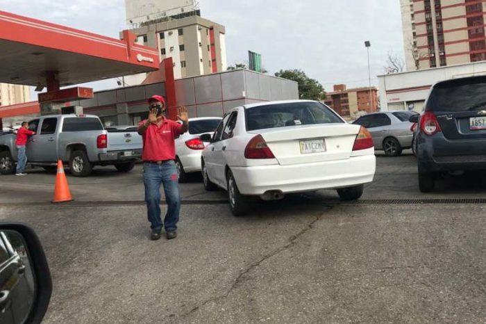 Así ha sido el suministro de combustible en el interior del país este #1Jun