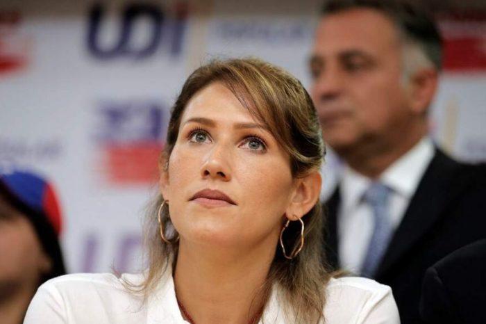 Representante diplomática Guaidó