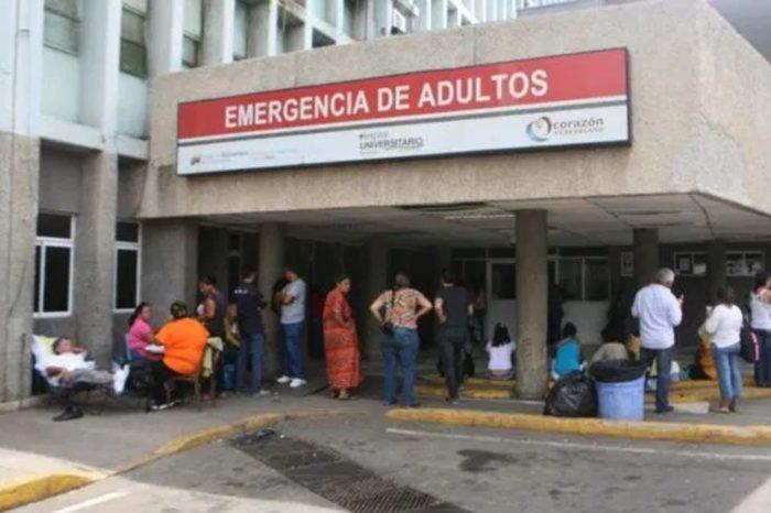 Detuvieron a estudiante de medicina en el Zulia por resguardar donativos para el personal