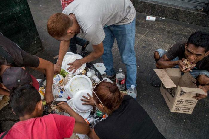 Hambre ¿caridad o justicia?, por Gioconda Cunto de San Blas