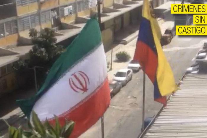 Irán en Cicpc